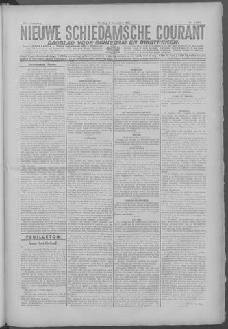 Nieuwe Schiedamsche Courant 1925-11-03