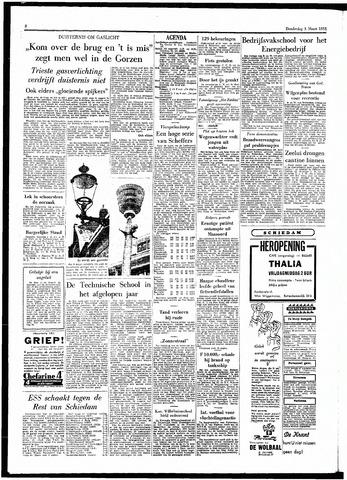 Rotterdamsch Parool / De Schiedammer 1955-03-03