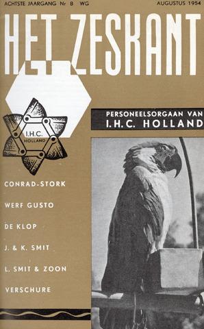Het Zeskant 1954-08-01