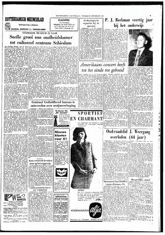 Rotterdamsch Nieuwsblad / Schiedamsche Courant / Rotterdams Dagblad / Waterweg / Algemeen Dagblad 1965-09-24