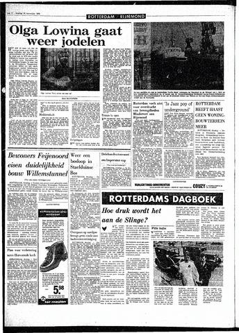 Rotterdamsch Parool / De Schiedammer 1970-11-24
