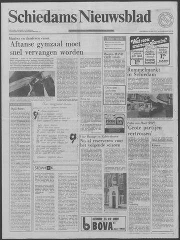 Schiedams Nieuwsblad 1977-05-18