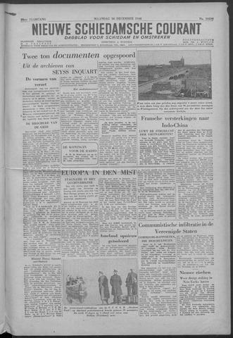 Nieuwe Schiedamsche Courant 1946-12-30