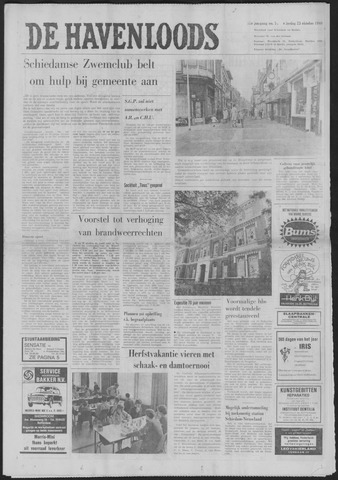 De Havenloods 1969-10-23