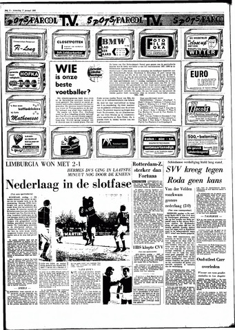 Rotterdamsch Parool / De Schiedammer 1966-01-17