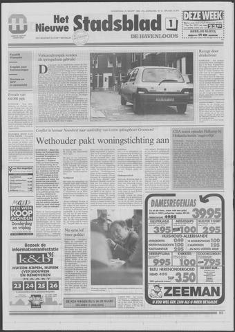 Het Nieuwe Stadsblad 1995-03-22
