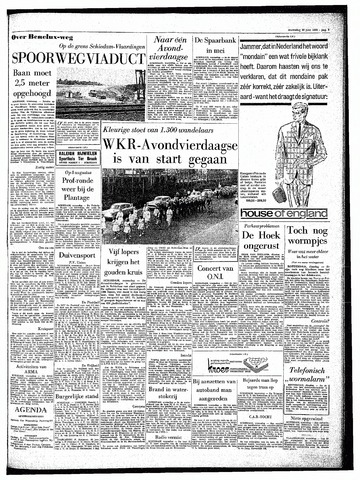 Rotterdamsch Parool / De Schiedammer 1964-06-10