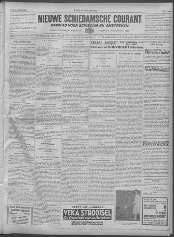 Nieuwe Schiedamsche Courant 1932-03-04