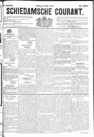 Schiedamsche Courant 1908-05-15