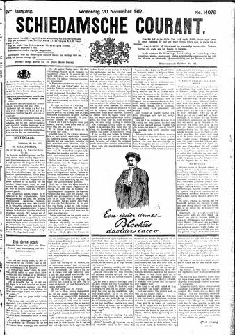 Schiedamsche Courant 1912-11-20