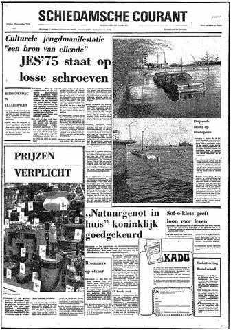 Rotterdamsch Nieuwsblad / Schiedamsche Courant / Rotterdams Dagblad / Waterweg / Algemeen Dagblad 1974-11-29