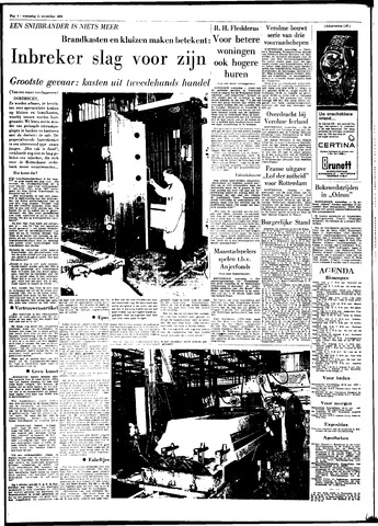 Rotterdamsch Parool / De Schiedammer 1964-11-11