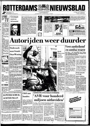 Rotterdamsch Nieuwsblad / Schiedamsche Courant / Rotterdams Dagblad / Waterweg / Algemeen Dagblad 1983-09-10