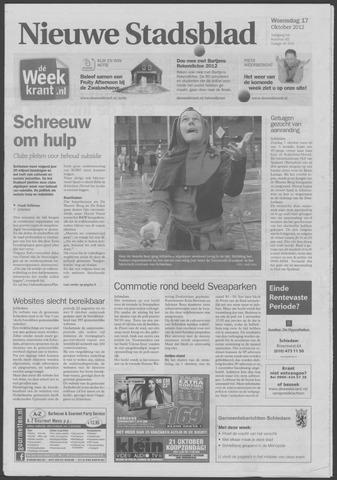 Het Nieuwe Stadsblad 2012-10-17