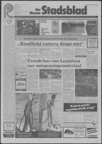 Het Nieuwe Stadsblad 1982-07-16