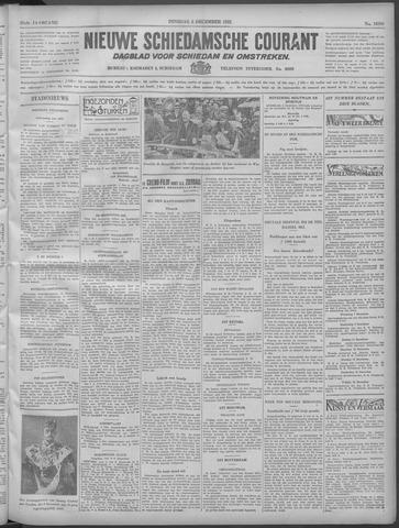 Nieuwe Schiedamsche Courant 1932-12-06