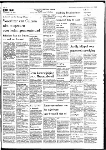 Rotterdamsch Nieuwsblad / Schiedamsche Courant / Rotterdams Dagblad / Waterweg / Algemeen Dagblad 1968-01-13