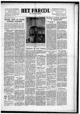 Rotterdamsch Parool / De Schiedammer 1946-10-05