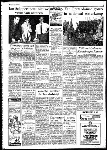Rotterdamsch Parool / De Schiedammer 1961-07-31