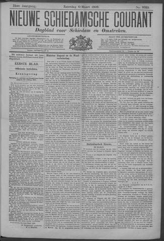 Nieuwe Schiedamsche Courant 1909-03-06