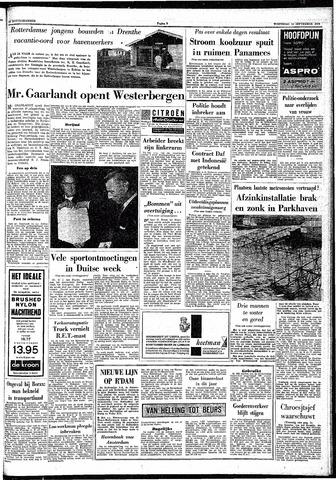 Trouw / De Rotterdammer 1964-09-16