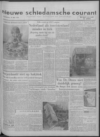 Nieuwe Schiedamsche Courant 1958-05-10