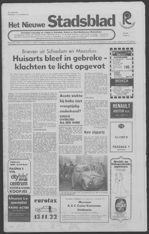 Het Nieuwe Stadsblad 1971-11-10