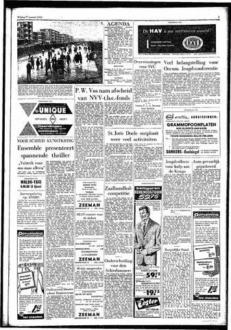 Rotterdamsch Parool / De Schiedammer 1961-01-27