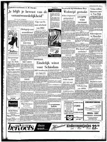 Rotterdamsch Parool / De Schiedammer 1964-05-25