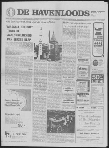 De Havenloods 1970-08-27