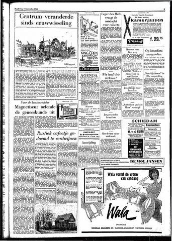 Rotterdamsch Parool / De Schiedammer 1961-11-16