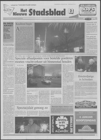 Het Nieuwe Stadsblad 2002-01-03