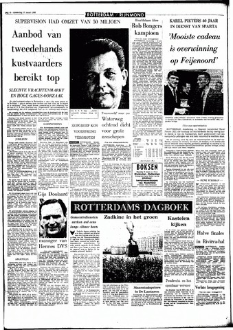 Rotterdamsch Parool / De Schiedammer 1966-03-17
