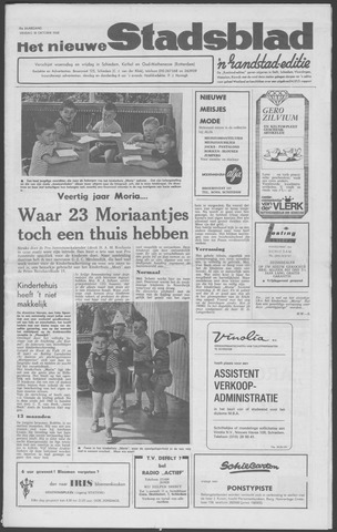 Het Nieuwe Stadsblad 1968-10-18