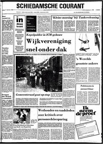 Rotterdamsch Nieuwsblad / Schiedamsche Courant / Rotterdams Dagblad / Waterweg / Algemeen Dagblad 1980-10-17