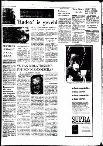 Rotterdamsch Parool / De Schiedammer 1966-01-27