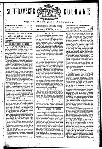 Schiedamsche Courant 1881-05-25