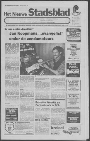 Het Nieuwe Stadsblad 1981-04-03
