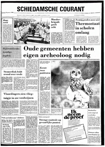 Rotterdamsch Nieuwsblad / Schiedamsche Courant / Rotterdams Dagblad / Waterweg / Algemeen Dagblad 1980-01-29