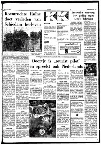 Trouw / De Rotterdammer 1971-07-08