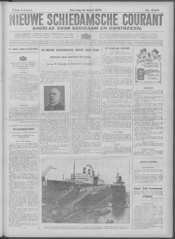 Nieuwe Schiedamsche Courant 1929-03-16