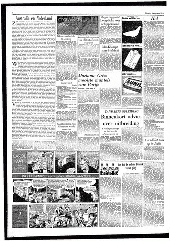 Rotterdamsch Parool / De Schiedammer 1959-08-04