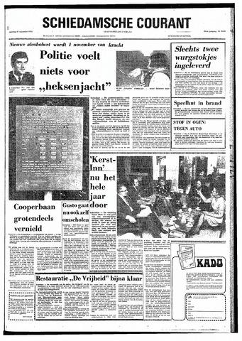 Rotterdamsch Nieuwsblad / Schiedamsche Courant / Rotterdams Dagblad / Waterweg / Algemeen Dagblad 1974-09-21