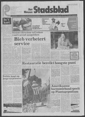 Het Nieuwe Stadsblad 1984-07-18