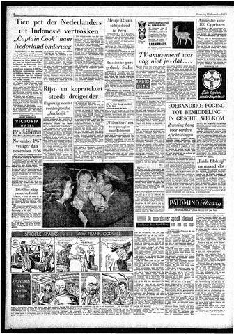 Rotterdamsch Parool / De Schiedammer 1957-12-23