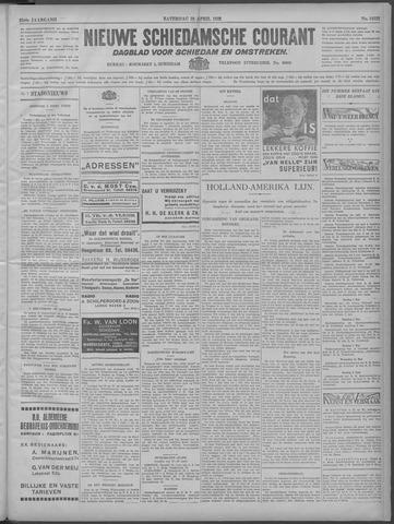 Nieuwe Schiedamsche Courant 1932-04-30
