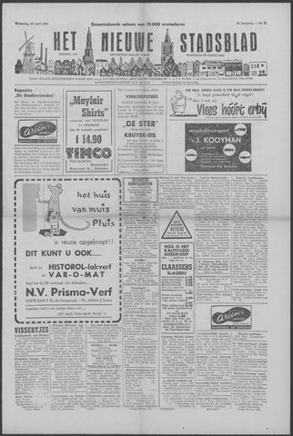 Het Nieuwe Stadsblad 1956-04-18