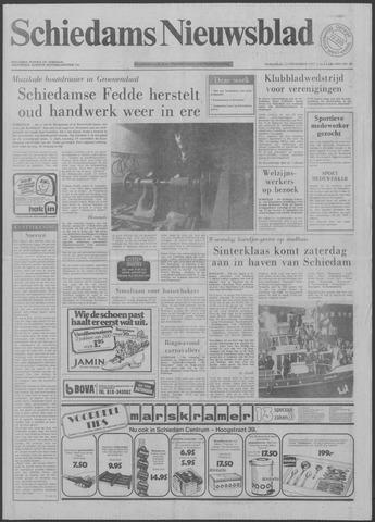Schiedams Nieuwsblad 1977-11-23
