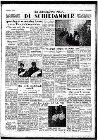 Rotterdamsch Parool / De Schiedammer 1949-12-05