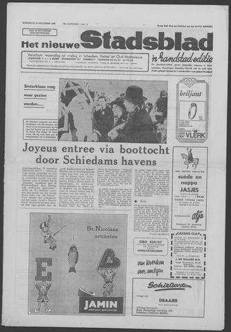 Het Nieuwe Stadsblad 1966-11-23